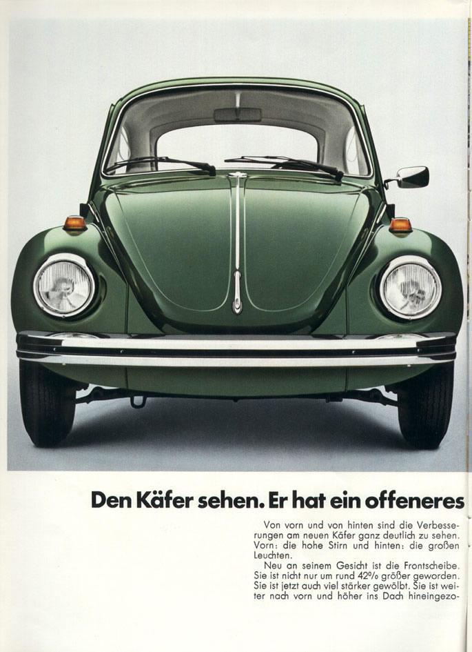 Fein 1973 Vw Käfer Schaltplan Bilder - Elektrische Schaltplan-Ideen ...